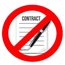Offer Letters Not Employment Contracts